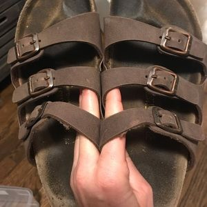 Birkenstock Ladies 3 Strap Sandal